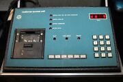 Southwestern Bell 1a2 Tape Customer Access Unit W Power Cord Hard Case And Manual