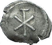 Anonymous Byzantine 530ad Rare Ancient Silver Third Siliqua Coin Ngc I66186