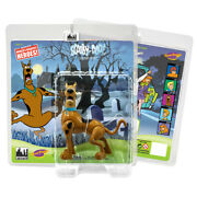 Scooby Doo 8 Inch Retro Style Action Figures Series Scooby Doo [scared Variant]