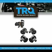 Trq 5 Piece Air Suspension Kit Front And Rear Air Springs W/ Compressor For Ford