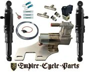 Harley Air Ride Kit For Bagger And Touring 1994-2021...with Compressor Mount