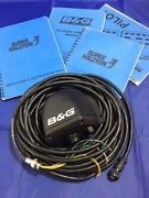 Bandg Brookes And Gatehouse Super Halcyon 3 Network Compass W/ Bandg 545-0a-026 12m
