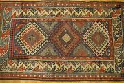7and039 X 4and039 Unique Antique Handmade Lori/luri Rug Ca.1880 - Free Shipping