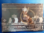 Looney Tunes Anthology - 1996 Upper Deck Trading Card Box 45 Cards Lqqk