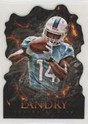 2014 Topps Fire Forged By Jarvis Landry Jl Rookie