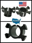 H1 Hid Bulb Spacer Adapter Holders For Honda Acura Rsx Type-s Base X-clip Dc5