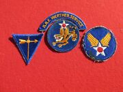 14 Th Aaf Weather Patch Group Weather Service Tab Arc + 3 Patches
