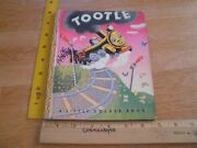 Tootle The Train Engine 1st Edition E Lgb Little Golden Book 1940s Gergely Art