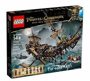 Lego 71042 Pirates Of The Caribbean Silent Mary Dead Men Tell No Tales 3 Left