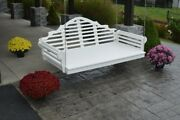 Aandl Furniture Co. Amish-made Poly Marlboro Swing Beds - In 4 Sizes 13 Colors
