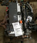 2004 Acura Rsx 2.0 Engine Motor Assembly Unknown Mileage No Core Charge