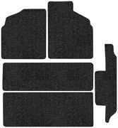 1993-1998 Fits Nissan Quest Floor Mats -5pc | 2pc Frt2pc Rr Runners And Side Door