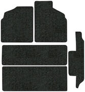 1993-1998 Fits Nissan Quest Floor Mats -5pc   2pc Frt2pc Rr Runners And Side Door