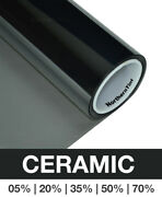 Ceramic Window Tint Roll For Home Office Car Truck Auto - Any Size And Shade