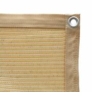 Shatex 90 Sun Shade Cloth With Grommets For Pergola Cover Canopy Wheat