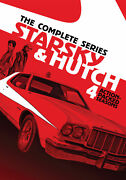 Starsky And Hutch The Complete Series Dvd 2014 16-disc Set In Stock
