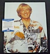 Justin Hayward And John Lodge Signed 9.5x11.5 Tour Book Photo Bas Certified F7