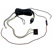 Automotive Car Truck Relay Fog Light Lamp 12v Wiring Harness And On Off Switch Kit