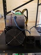 Antminer T9+ 10.5th/s Bitcoin Btc Miner In Hand W/ Aw3++