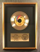 The Beatles Love Songs Lp Gold Riaa Record Award Capitol Records To George