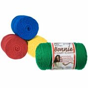 Bonnie 6mm Macramandeacute Cord - 100 Yard Spools - Great For Crafting And Decorations