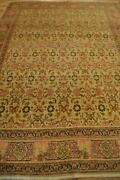 4and039 X 6and039 Beautiful Antique Handmade Rug Ca.1870 - Free Shipping
