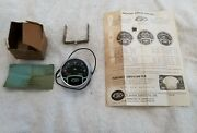 Vintage Sonoma Westach Electric Frequency Hertz Meter New