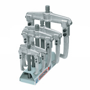 Gedore 8111570 1.06/st Puller Set With Display Stand 1.06/1-1.06/3