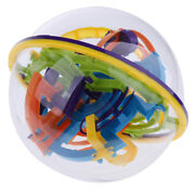 158 Levels Labyrinth Puzzle Ball 3d Maze Intellect Magic  Kids Toys Gift