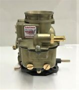 Holley 94 New Carburetor With A Long-shaft, Tri-powers Secondary Unit No Idle