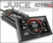 Edge Products 21501 2004.5-2005 Gm Duramax 6.6l Juice With Attitude Cts2