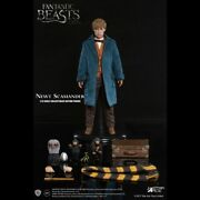 Fantastic Beasts And Where To Find Them - Newt Scamander 16 Scale Action Fig...