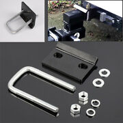 Trailer Adjustable Anti Wobble Rattle Hitch Tightener Towing Hauling Stabilizer