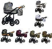 Baby Pram Pushchair Paradise Baby Magnetico Travel System 3in1 4in1 Car Seat Iso