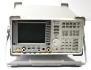 Agilent / Hp 8560e 30hz- 2.9ghz Spectrum Analyzer W Tracking Generator For Parts