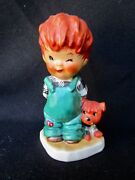 Goebel  The Roving Eye  Figurine - Excellent Condition