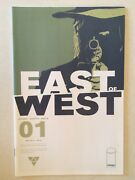 East Of West 1 2 3 4 5 6 First Prints Hickman Image Comic Book