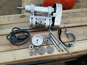 Themac The Mac Model J-35 Precision Grinder Used In Good Working Condition