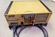 Acopian Regulated Power Supply W24gt50 25 A A Amp 125 V Volt Used