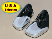 Usa Stock Chrome Motorcycle Rearview Side Mirrors For Bmw K1200 Lt 1999-2008 New