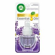Air Wick Scented Oil Air Freshener Refill, Lavender And Chamomile 0.67 Oz 48 Pk