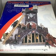 Papo Tv228b Dungeon Of Darkness Castle Le Toy Van Vintage Retired Sealed