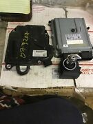 12 13 Mercedes Cls550 S550 Ignition System Engine Computer Ism Key 2789001500