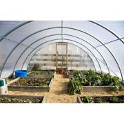 4 Year 6 Mil Irac Plastic Greenhouse Poly Film 24 Ft. Wide - Various Lengths
