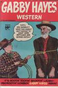 Gabby Hayes Western 4 1949 Fawcett Egyptian Collection Fn
