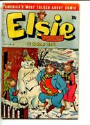 Elsie The Cow 2 -1950-bordenand039s Dairy-vg