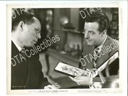 Lone Wolf In London-1947-8x10 Promo Still-gerald Mohr-paul Fung-action-crime Vg