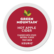 Green Mountain Apple Cider 24 To 144 Keurig K Cups Pick Any Size Free Shipping