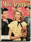 Miss America Comics Vol 5 2 1946- Patsy Walker- Timely Golden Age Vg+