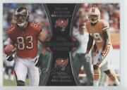 2012 Topps Paramount Pairs Vincent Jackson Mike Williams Pa-jw